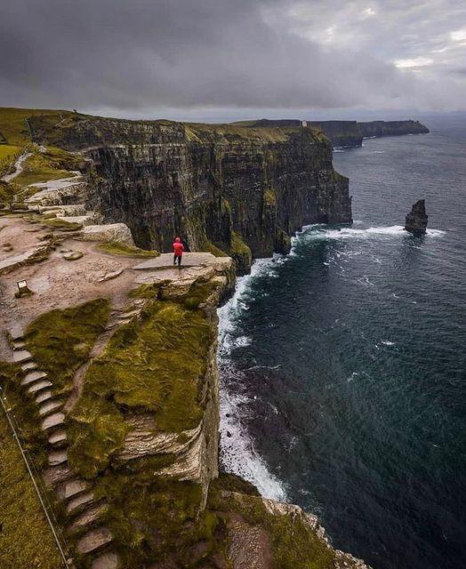 Ireland, Cliffs of Moher - (Cliffs Of Moher)... 1
