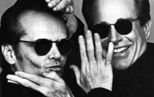 Jack Nicholson and Warren Beatty photographed by Herb Ritts.... 5