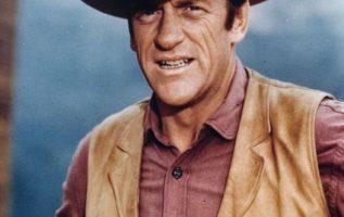 James Arness (May 26, 1923 - June 3, 2011) as Marshal Matt Dillon on Gunsmoke.... 5