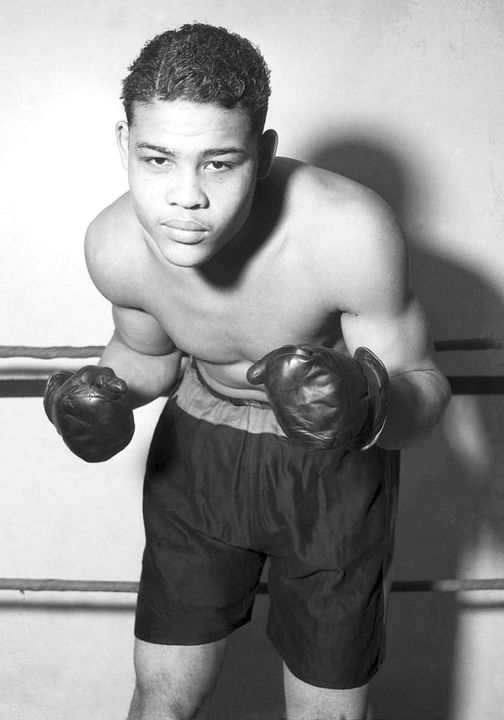 Joe Louis (May 13, 1914 - April 12, 1981).... 1
