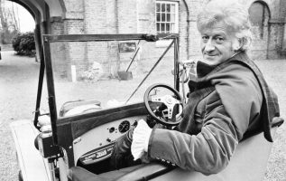 Jon Pertwee (July 7, 1919 - May 20, 1996). The Third Doctor.... 4