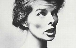 Katharine Hepburn photographed by Richard Avedon.... 2