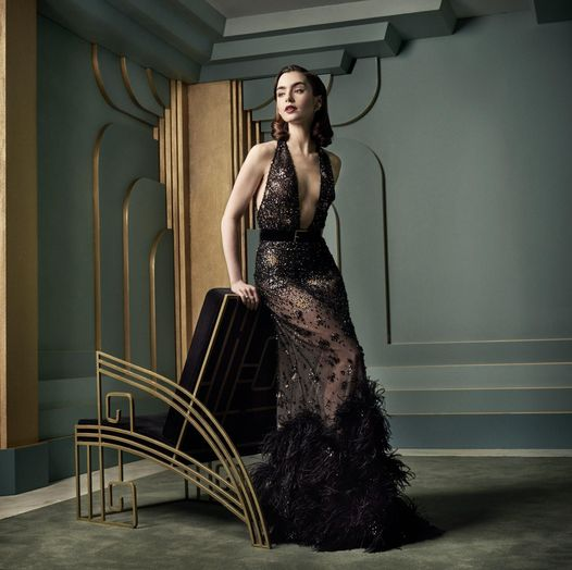 Lily Collins photographed by Mark Seliger.... 1