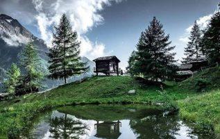 Loetschental Valley,Switzerland benrieki... 5
