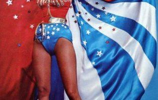 Lynda Carter. Wonder Woman.... 3