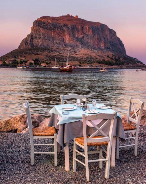 MONEMVASIA GREECE !!.... 1