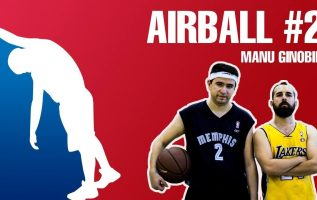 Manu Ginobili - Airball #02
