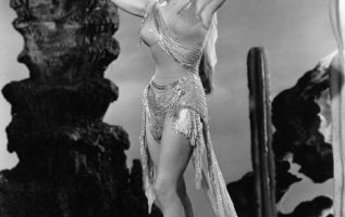 Mari Blanchard (April 13, 1923 - May 10, 1970) in Abbott and Costello go to Mars... 4