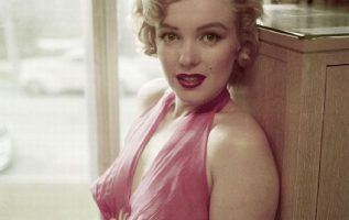 Marilyn Monroe photographed by Philippe Halsman.... 5