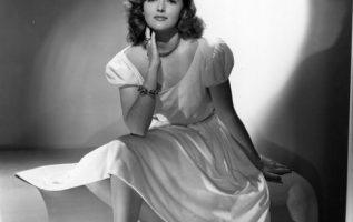 Martha Vickers (May 28, 1925 - November 2, 1971).... 5