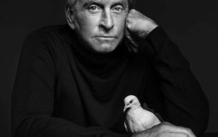Michael Douglas photographed by Marco Grob.... 4