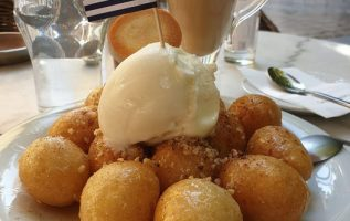 Mmm!!! Greek Loukoumades are the best !!... 3