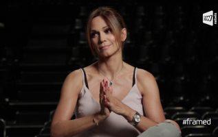"NETWIX EXCLUSIVE: Η Έλλη Κοκκίνου αποκαλύπτεται στο ""FRAMED""!"