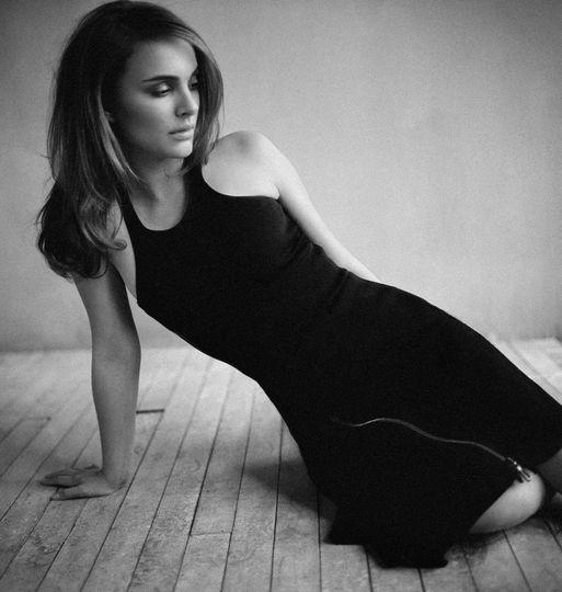 Natalie Portman photographed by Mark Seliger.... 1