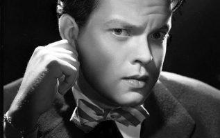 Orson Welles (May 6, 1915 - October 10, 1985).... 2