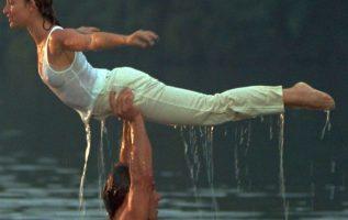 Patrick Swayze and Jennifer Grey. Dirty Dancing (1987).... 3