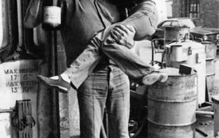 Peter Mayhew (May 19, 1944 - April 30, 2019) and Carrie Fisher (October 21, 1956... 4