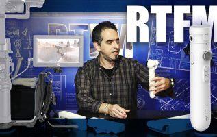 RTFM#46 - Χειρολαβές και πως να μετατρέψεις το Mi Drone σε gimbal