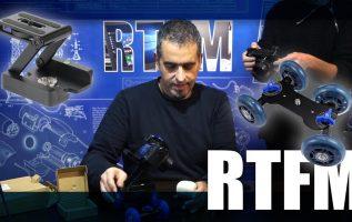RTFM#47 - Mini Skater/Slider: Τσουλήστε την κάμερά σας εύκολα