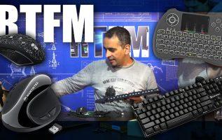 RTFM#51 - Φτηνά πληκτρολόγια με φωτάκια, φουλ Κινέζικα