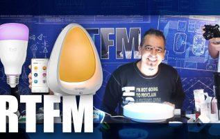 RTFM#54 - Πάρτε τα φώτα μας - Smart (και όχι μόνο) lights