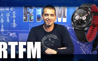 RTFM#57 - HUAWEI HONOR Watch Magic Smart Watch: Η μαγεία στο χέρι σας