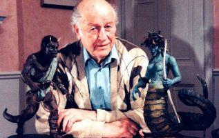 Ray Harryhausen (June 29, 1920 - May 7, 2013).... 2