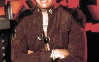 Richard Hatch (May 21, 1945 - February 7, 2017), Apollo on Battlestar Galactica.... 2