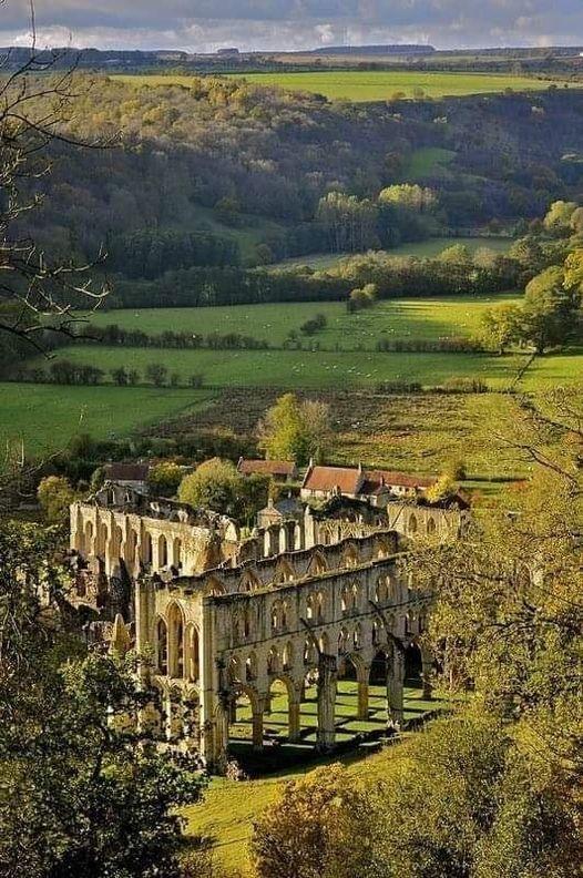 Rievaulx AbbeyNorth Yorkshire... 1