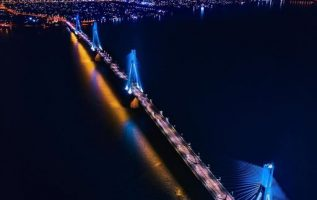 Rio - Antirio Bridge #Greece !!. George Mitropoulo... 5