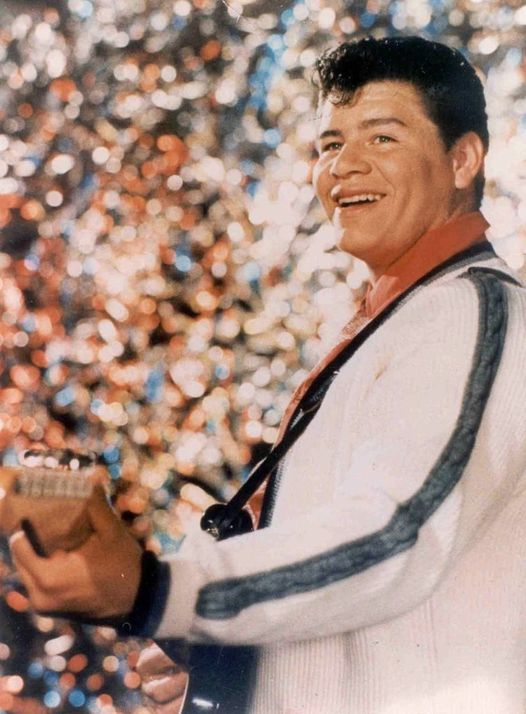 Ritchie Valens (May 13, 1941 - February 3, 1959).... 1