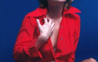 Romy Schneider (September 23, 1938 - May 29, 1982) photographed by Eva Sereny.... 2