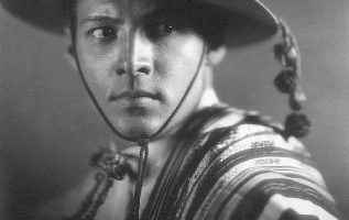 Rudolph Valentino (May 6, 1895 - August 23, 1926).... 4