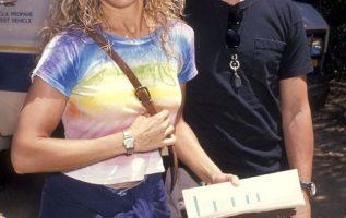 Sarah Jessica Parker and Robert Downey Jr.... 4