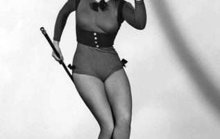 Singer and Actress Connie Russell (May 9, 1923 - December 18, 1990)... 5