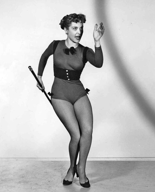 Singer and Actress Connie Russell (May 9, 1923 - December 18, 1990)... 1