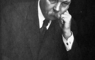 Sir Arthur Conan Doyle (May 22, 1859 - July 7, 1930).... 2