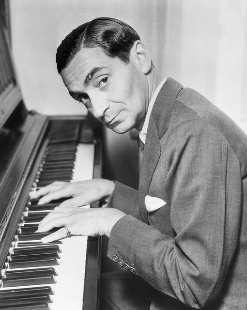 Songwriter and Composer Irving Berlin (May 11, 1888 - September 22, 1989).... 1