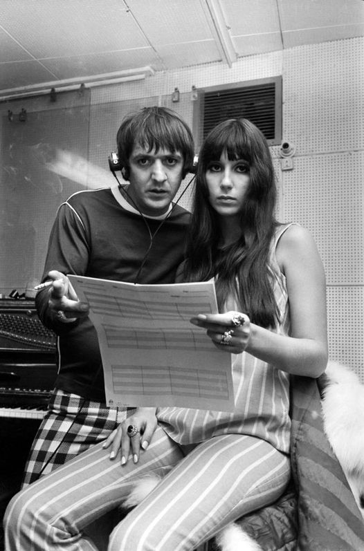 Sonny and Cher.... 1