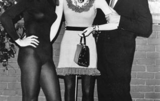Stefanie Powers and Robert Vaughn. The Girl from U.N.C.L.E.... 5
