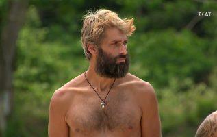 Survivor 2021   Αλέξης: Διπλή ήττα για την ομάδα μου, αν παραμείνω η προταση μου στον James υσχύει