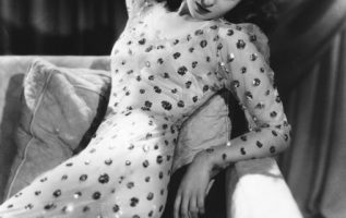 Susan Hayward photographed by George Hurrell.... 2
