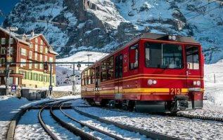 Switzerland... 2