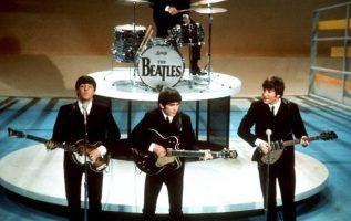 The Beatles on The Ed Sullivan Show.... 2
