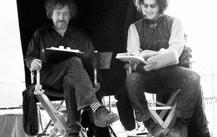 Tim Burton and Johnny Depp.... 2