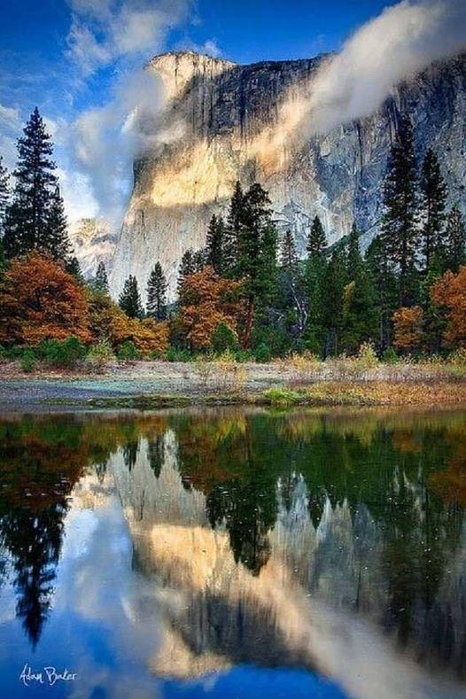 Tuolumne Meadows, California... 1