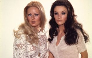 Veronica Carlson and Kate O'Mara.... 3