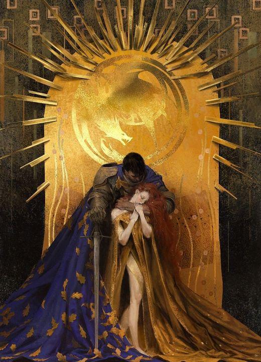 Ένας θρύλος λέει ότι ο ήλιος και το φεγγάρι ήταν πάντα ερωτευμένα, αλλά δεν μπορ... 1