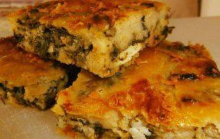 Μπατσαριά Γιαννιώτικη – Η ηπειρώτικη χορτοτυρόπιτα χωρίς φύλλο... 4
