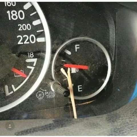 Για να έχεις πάντα βενζίνη.... 1